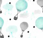 Ballonfahrt mint