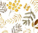 Blumentraum gold