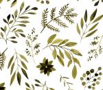 Blumentraum grün