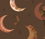 flos luna braun