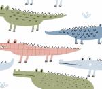 Krokodilparty
