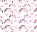 Rainbow rosa